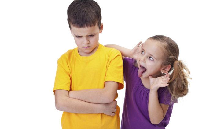 Детето ми дразни други деца и него го дразнят. Как да се справя ?