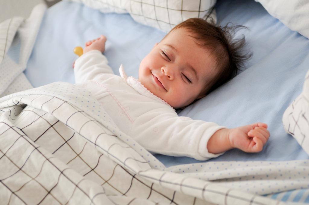 Осем стъпки към блаженото заспиване