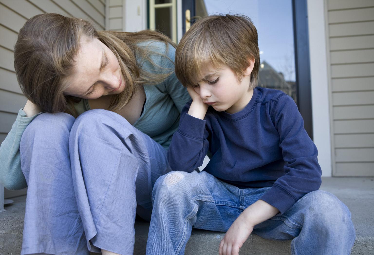 Осем фрази, които родителите никога не трябва да казват на децата си